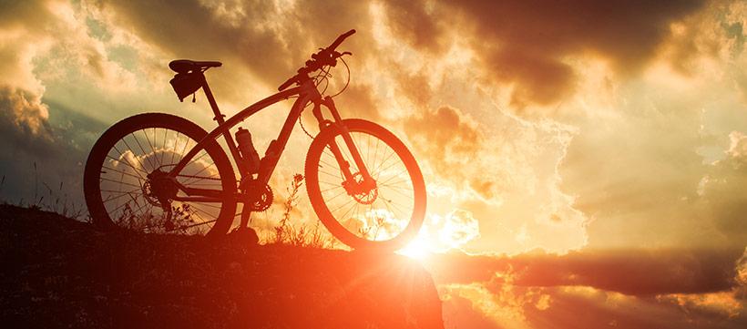 Växelomfång på mountainbikes